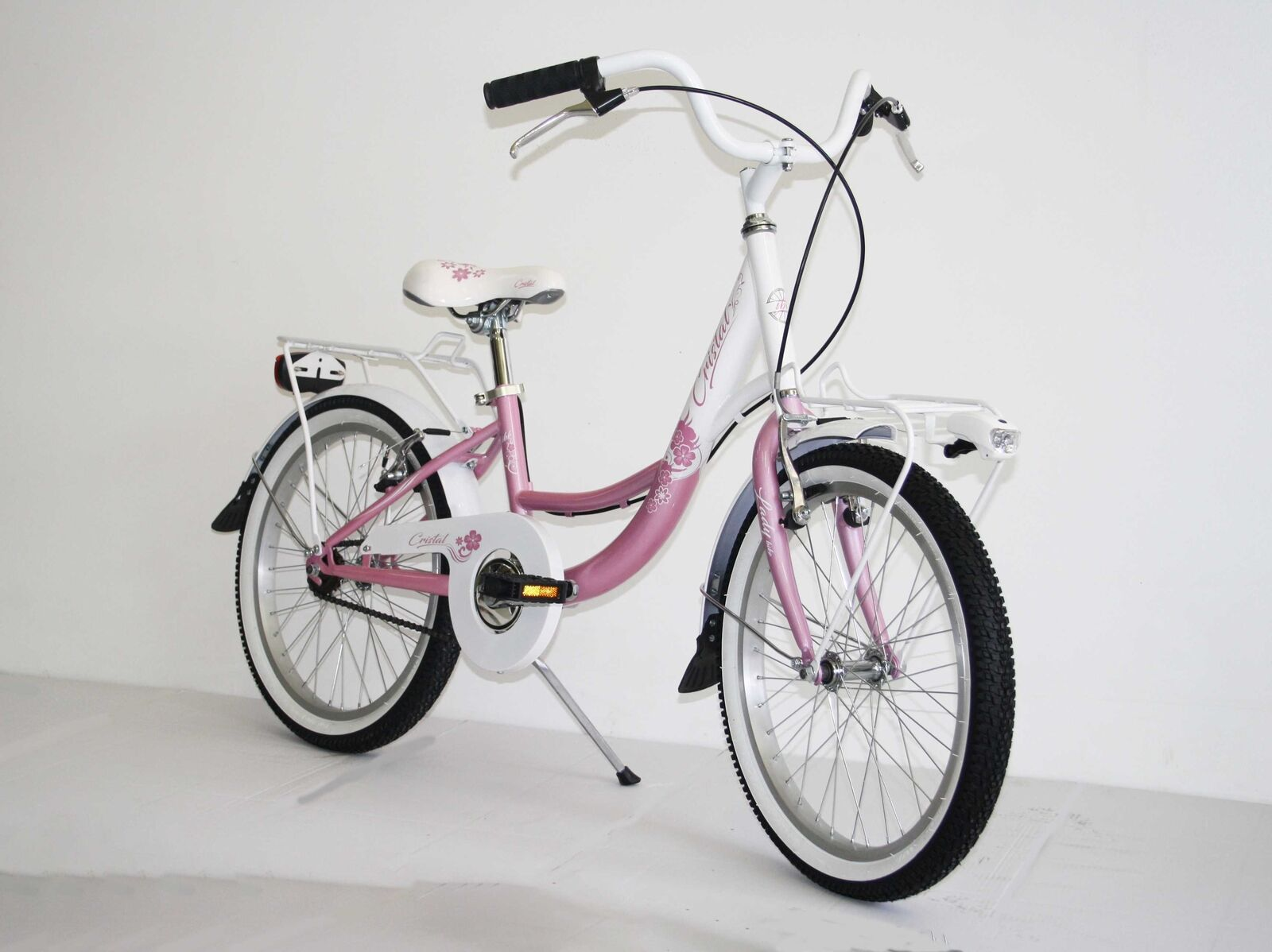 Bicicleta clásico 20  niño trekking city bike sin cambio de paseo ciclo