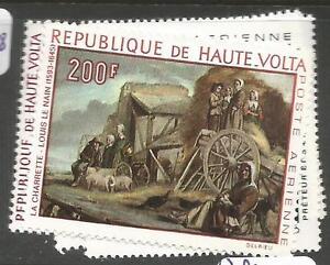 Adroit Burkina Faso Upper Volta Art Sc C42, C45-6, C48 Neuf Sans Charnière (4czv) Nombreux Dans La VariéTé