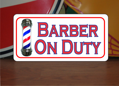 Cash Gratuities Preferred Metal Sign for Barber Shop Nail Salon Bar Restaurant