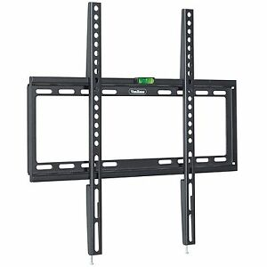 "VonHaus Ultra Slim TV Wall Mount Bracket for 32 -55"" LCD LED 3d & Plasma Scree"