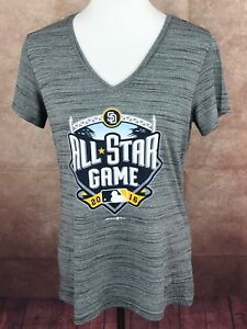 Under-Armour-Semi-Fitted-Heat-Gear-2016-All-Star-Game-San-Diego-Shirt-Women-039-s-M