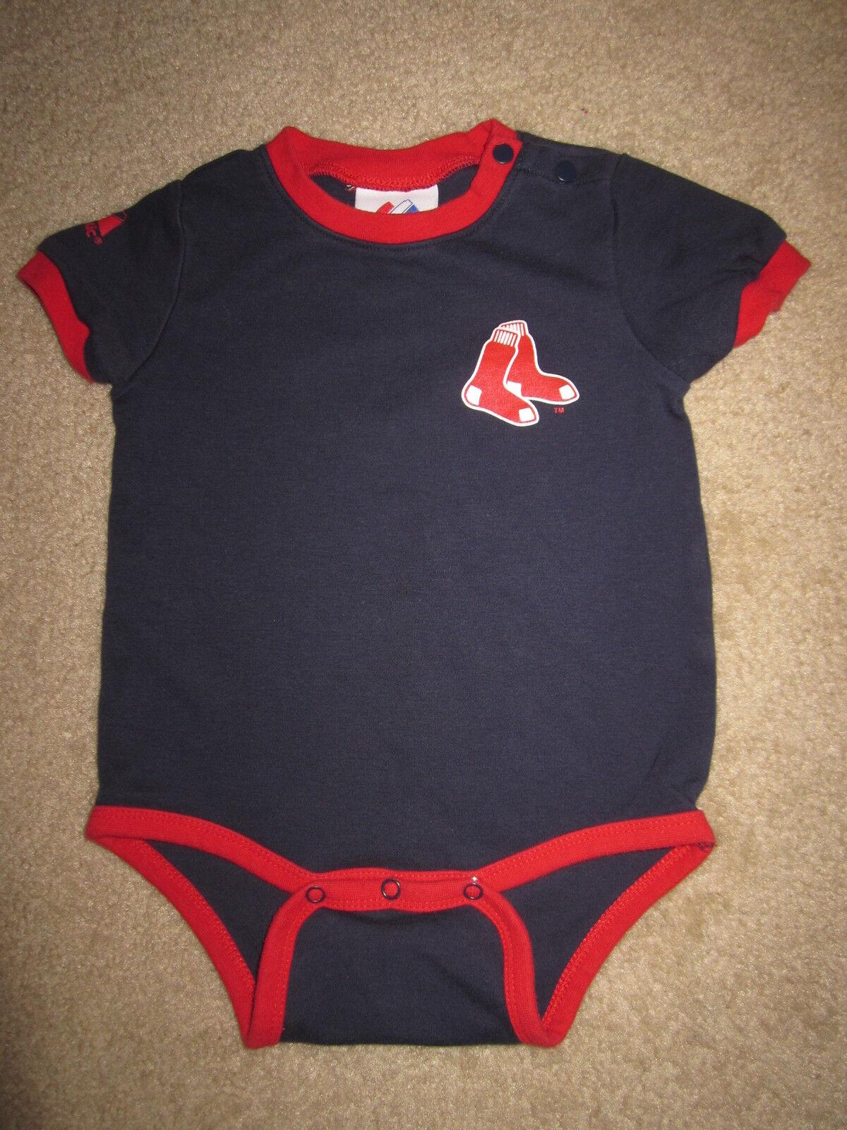 Dustin Pedroia  15 Boston Boston Boston rot Sox Einteiler Baby Trikot 3c59ba