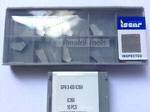 GFN 4 IC 20 ISCAR Stechplatte