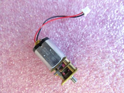 1,5-6v//dc corrente continua motore a ingranaggi DC-MOTORE PER ROBOTICA ROBOT miniatura MOTORE