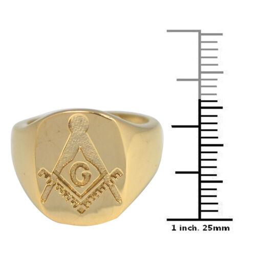 De Buman 14K Yellow Gold Plated Ring Size 6// 7// 8//8.5// 9// 9.5//10