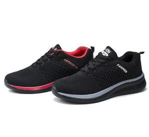 Fashion-Men-039-s-Athletic-Sneakers-Breathable-Sports-Running-Casual-Shoes-Trainers