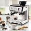 Ariete-Metal-Espresso-Machine-with-Grinder-Coffee-Maker-1600W thumbnail 1