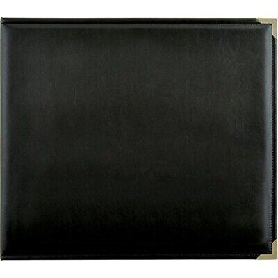 "Kaisercraft Leather D-Ring Album 12/""X12/""-Pink"
