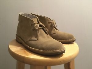 Details about Clarks Desert Boot Oakwood Suede Women's Sz 9.5 EXCELLENT Condition!!!
