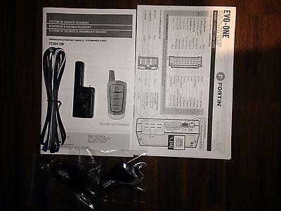 Fortin RF642W Kit for Evo one or Evo All