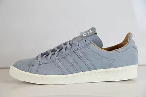 new style c543c aaed4 Image is loading Adidas-X-Highsnobiety-Campus-80s-Light-Grey-B24113-