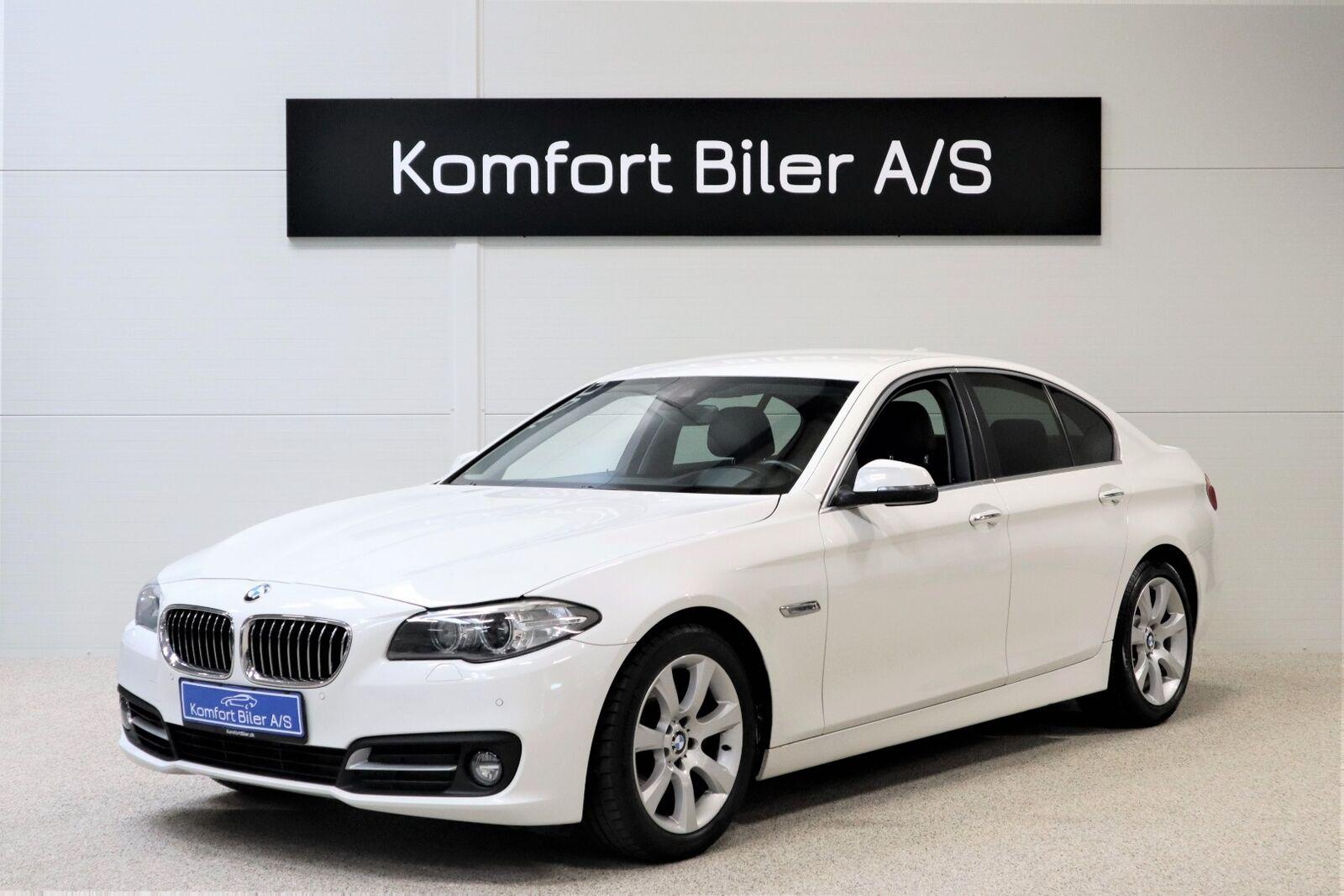 BMW 520i 2,0 aut. 4d