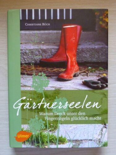 1 von 1 - Gärtnerseelen - Christiane Büch - Ulmer Verlag - gebunden