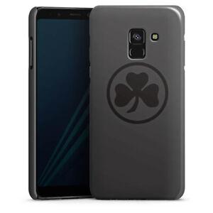 Samsung Galaxy A8 (2018) Premium Case Cover - Black and grey SpVgg - 55543 Bad Kreuznach, Deutschland - Samsung Galaxy A8 (2018) Premium Case Cover - Black and grey SpVgg - 55543 Bad Kreuznach, Deutschland
