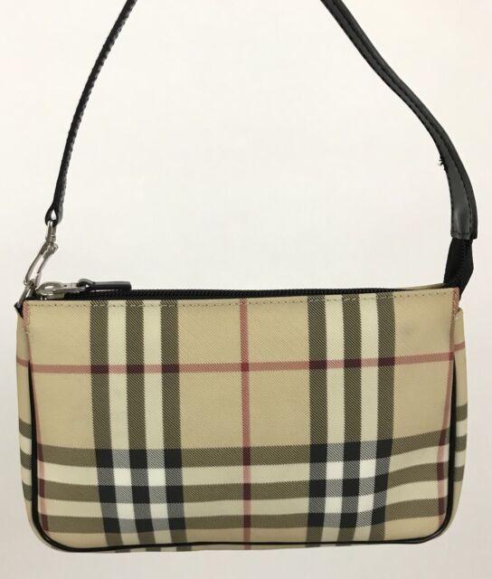 e7c526f987e Burberry Shoulder Bag Purse Nova Check   eBay