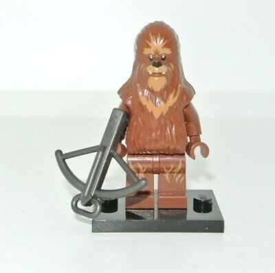 Lego Star Wars Wookiee Minifigure SW0713 Excellent Pre Owned
