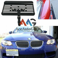 For BMW E39 528i 540i Bumper License Plate Trim Chrome 51118226558 OE Supplier