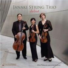 Barabba Janaki String Trio Kadarauch Choi Janaki String Trio Debut vi NEW sealed