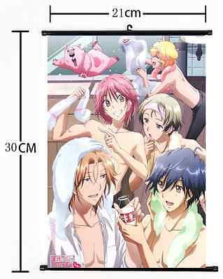 Anime Poster Wall Scroll Japan Binan Koukou Chikyuu Bouei Bu Love! Love! 937