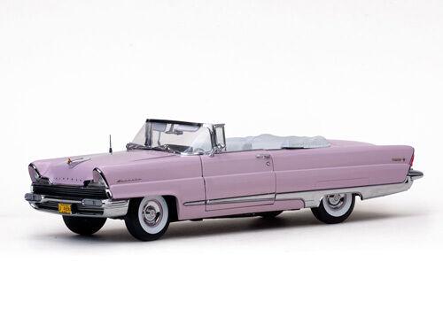 Lincoln Premiere Open Convertible 1956 rose 1 18 Model 4656 SUN STAR