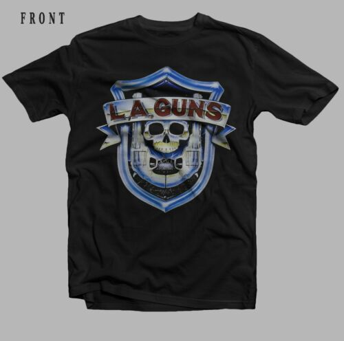GUNS-Hard Rock Band-Faster Pussycat-Ratt-Warrant SIZES:S to 6XL L.A T/_shirt