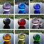 Hot-20mm-60mm-Quartz-Crystal-Glass-Ball-Feng-shui-Magic-Healing-Crystals-Balls miniature 1