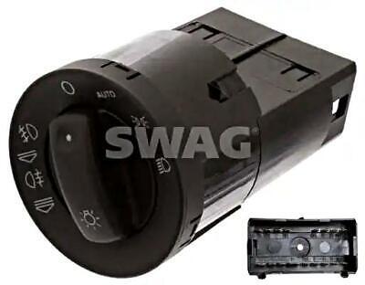 VEMO Black Switch Headlight Fits AUDI A4 B7 B6 8H 8E Avant S4 Wagon 8E0941531