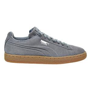 Image is loading Puma-Suede-Classic-Debossed-Men-039-s-Sneakers-