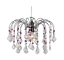 Chandelier-Style-Ceiling-Light-Shade-Acrylic-Crystal-Bead-Ball-Droplet-Pendant thumbnail 24