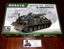 German BW ejército alemán tanque m88a1g montañas tanques 1:35 AFV club nuevo 35s33