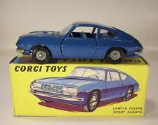Corgi toys 332 Lancia Fulvia Sport Zagato OVP #3673