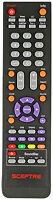Sceptre Remote Control E325bv-hdr E246bv-fmqc E205bv-smqc E195bv-smqr E165bv-mq