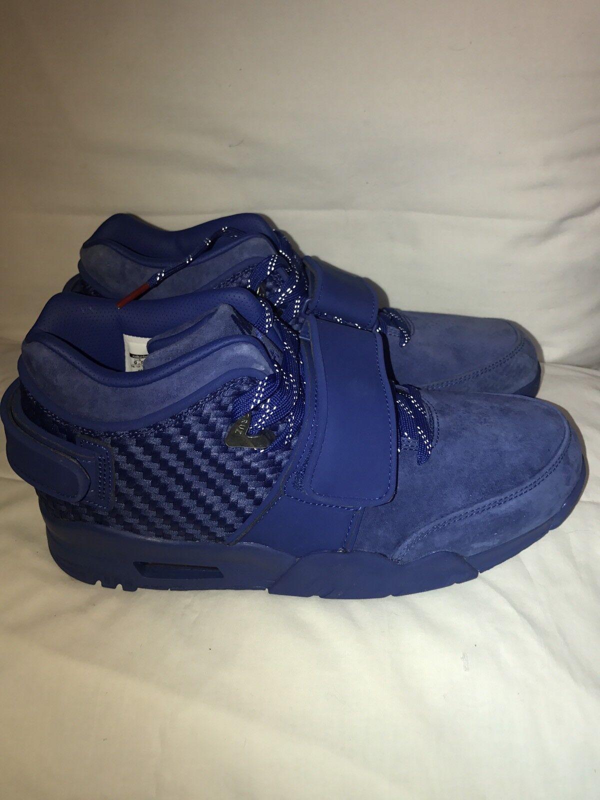 Nike Air Trainer Cruz Premium Blue Size 9.5 BRAND NEW 100%AUTHENTIC W/ RECIEPT