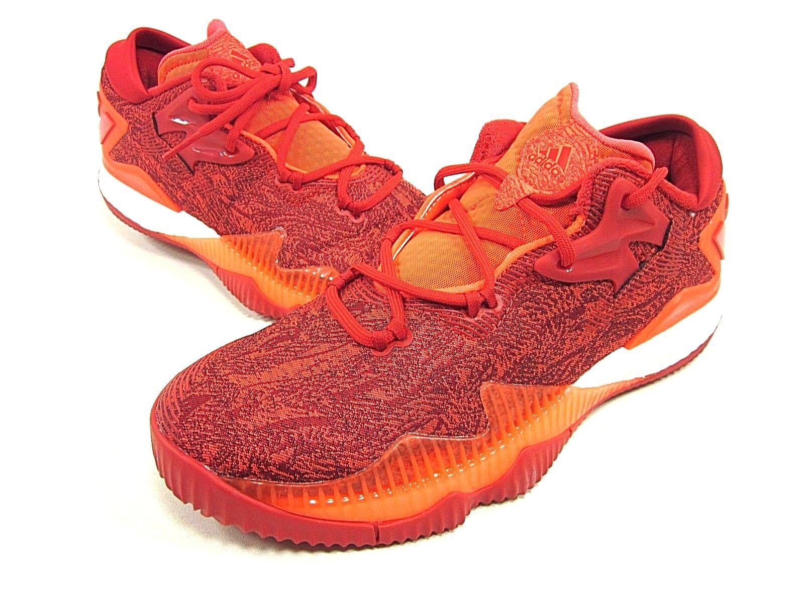 Adidas crazylight slancio da basso 2016 uomini scarpe da slancio basket 46, b42389 b29d72