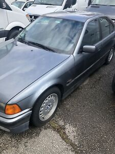 1995  bmw    325i 5 speed manual e36