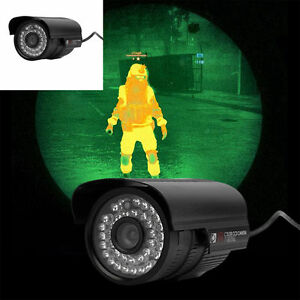 "1200TVL 1/3"" Sony Cmos 6mm Varifocal IR Outdoor CCTV Bullet Security Camera"