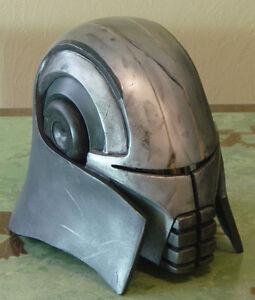 star wars lord sith helmet diy 3 paper model kit ebay