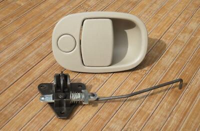 Saturn Vue Glove Box Handle /'02-07 Glovebox Compartment Latch Lock GRAY OEM