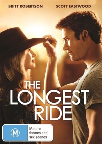 1 of 1 - THE LONGEST RIDE : NEW DVD