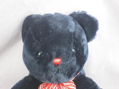 Baby Net For Stuffed Animals, Big Valentine Black Teddy Bear Striped Red Bow Heart Walmart Plush Stuffed Soft Ebay
