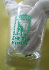 Empires of Mystery (Exhibit at Florida Int'l Museum St Petersburg - Shot Glass