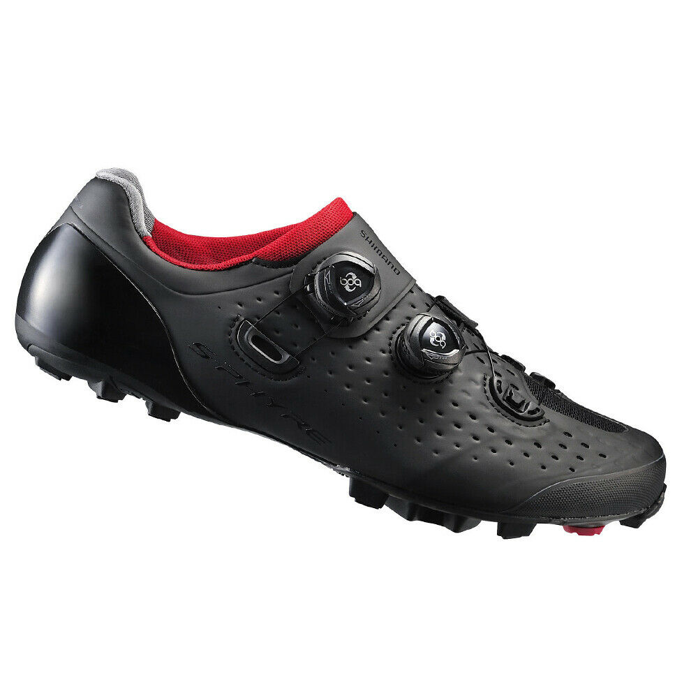 Shimano XC9L Mountain Bike - cx -trail cycling spd shoe with carbon sole.