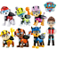 Paw Patrol 7pcs//sets Captain Ryder Pow Patrol Psi Patrol Action Figures Toys