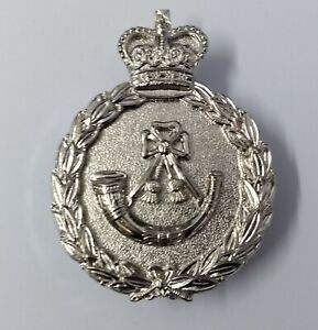 Genuine British Army The Light Infantry Regiment Large Cross Belt Badge GIM64