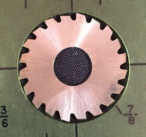 7//8 x 0.024 x 5//16 Alternate 20T HSS Slitting Slotting Saw Circular Tool Co