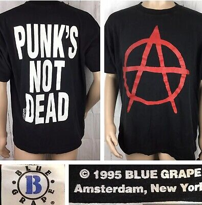 Punks NOT Dead Baby Polo Navy