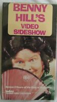 Benny Hills Video Sideshow Vhs 1982