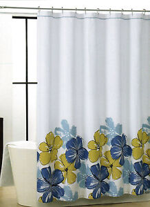 Image Is Loading Colin Amp Justin Fabric Shower Curtain Splashy Lg