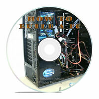 Learn How To Build A Computer Pc, With This Step By Step Guide, Bonus Software