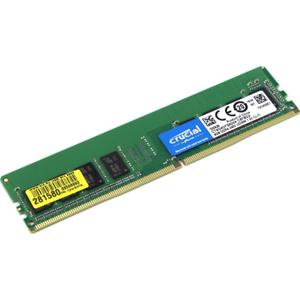 MEMORIA RAM DDR4 CRUCIAL 4GB PC2400 CL17 CT4G4DFS824A